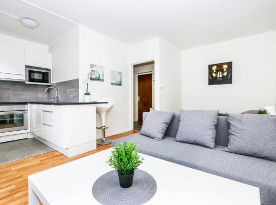 Hotel photos: 1 room apartment in Norrköping - Norralundsgatan 1002