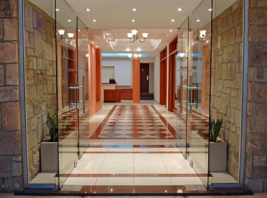 Хотел снимки: Pyramos Hotel