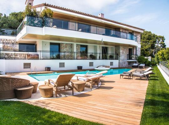 Photos de l'hôtel: Sea view villa Cap Ferrat