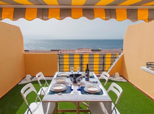 Hotel photos: Duplex vistas al mar y montaña