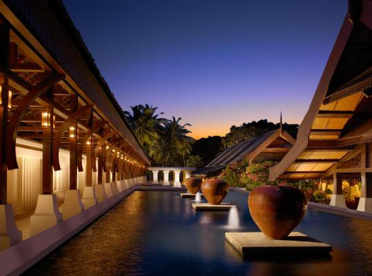 Хотел снимки: Tanjong Jara Resort