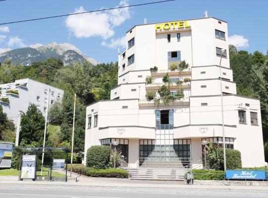 Ảnh khách sạn: Sommerhotel Karwendel