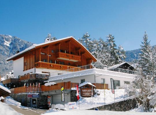 Foto dell'hotel: Garni Alpin