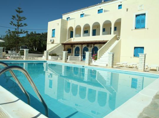 Képek: Lianos Hotel Apartments