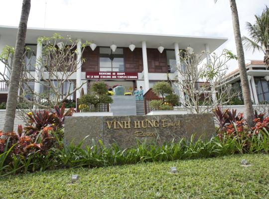 酒店照片: Vinh Hung Emerald Resort