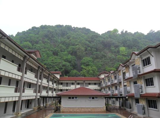 Хотел снимки: Hotel Seri Malaysia Kangar