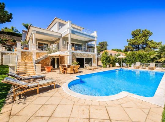 Хотел снимки: Quinta do Lago Villa Sleeps 12 Pool Air Con WiFi
