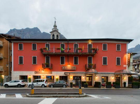 ホテルの写真: Albergo Papa