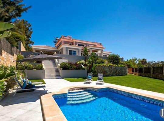 Хотел снимки: Quinta do Lago Villa Sleeps 10 Pool Air Con WiFi