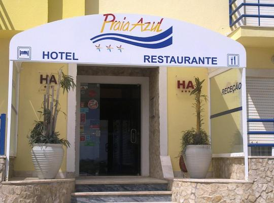 Фотографії готелю: Hotel Apartamento Praia Azul