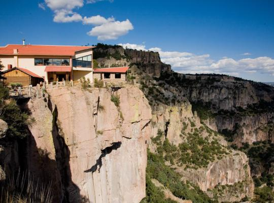 Hotel Valokuvat: Hotel Divisadero Barrancas
