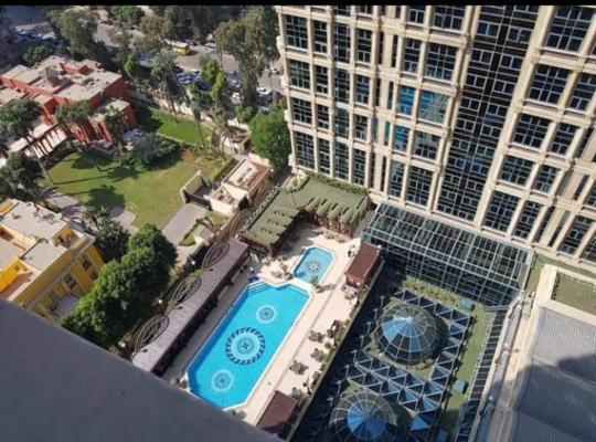ホテルの写真: Al Gamaa Hotel Monofiya