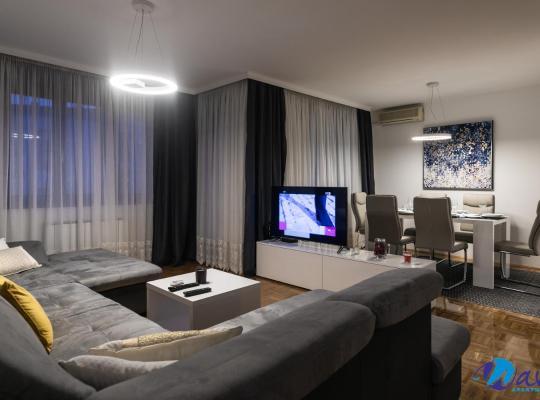 Otel fotoğrafları: WAVE apartment ZAGREB
