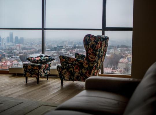 Viesnīcas bildes: Vilnius City View Apartments