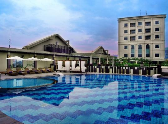 酒店照片: Grand Aston City Hall Hotel & Serviced Residences