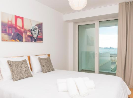 Fotografii: Riverside Luxury Apartment, by Home With a View