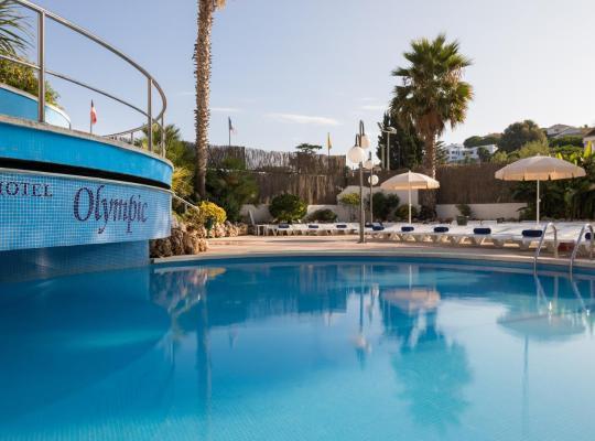 Ảnh khách sạn: H·TOP Olympic