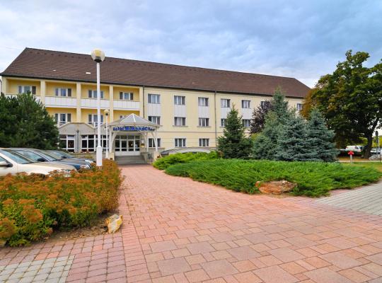 호텔 사진: Hotel Borsodchem