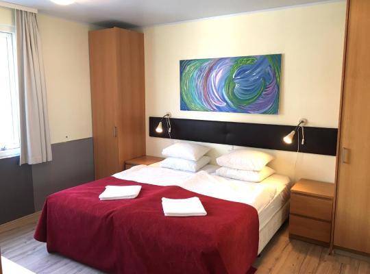 Фотографії готелю: Downtown Reykjavík Apartments