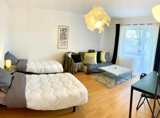 Hotel photos: Appartement Saint-louis Centre