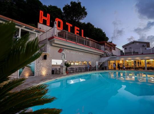 Fotos do Hotel: Hotel Orizzonte Blu