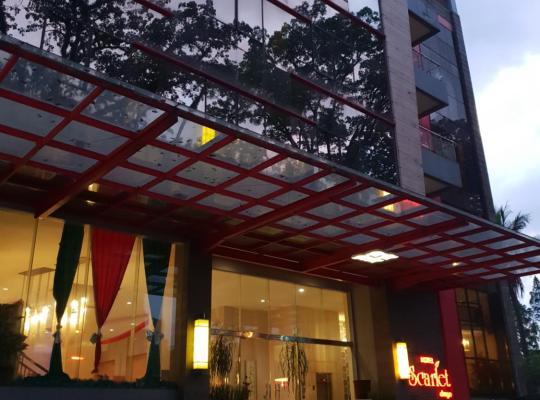 ホテルの写真: Scarlet Dago Hotel