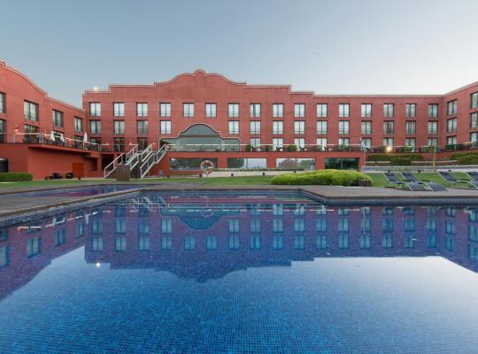Fotografii: Hotel Barcelona Golf Resort & Spa