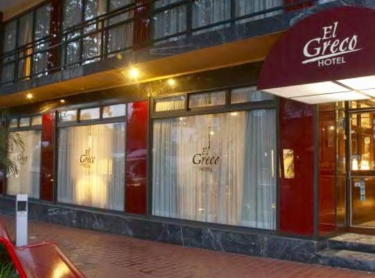 Foto dell'hotel: Hotel Greco