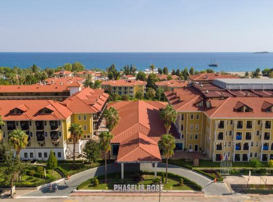 होटल तस्वीरें: Club Hotel Phaselis Rose