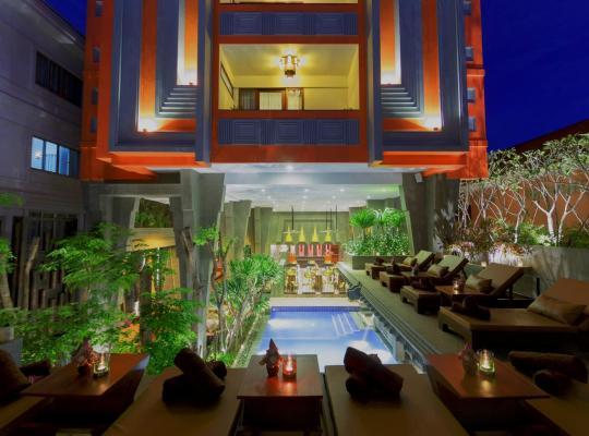 Fotos de Hotel: Golden Temple Boutique