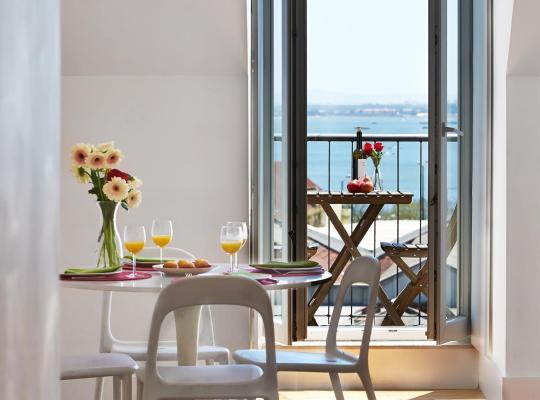 Фотографії готелю: Portugal Ways Conde Barão Apartments