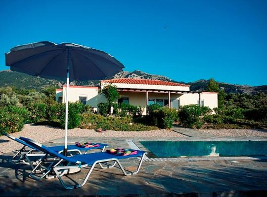 Képek: Kos Villa Sleeps 6 Pool WiFi