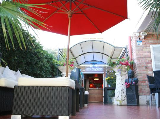 Fotografii: Hotel Los Globos