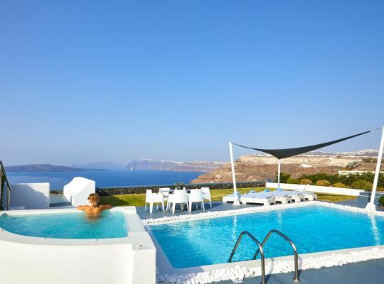 Hotel bilder: Santorini Princess Presidential Suites