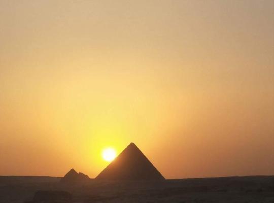 Φωτογραφίες του ξενοδοχείου: Sun Boat Pyramids View