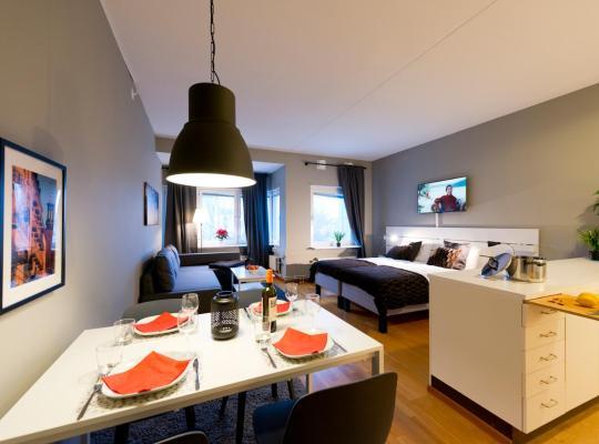 Hotel bilder: Optima Apartments Skärholmen