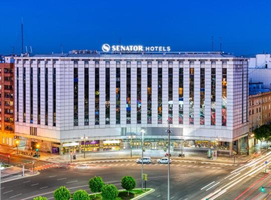 Viesnīcas bildes: Senator Parque Central Hotel