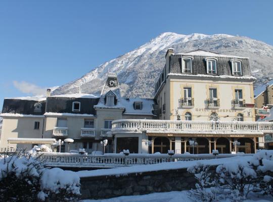 酒店照片: Hôtel de Londres