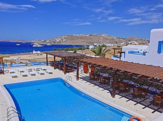 酒店照片: Maganos Apartments