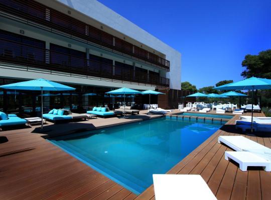 صور الفندق: Hôtel Souani ( Al Hoceima Bay)
