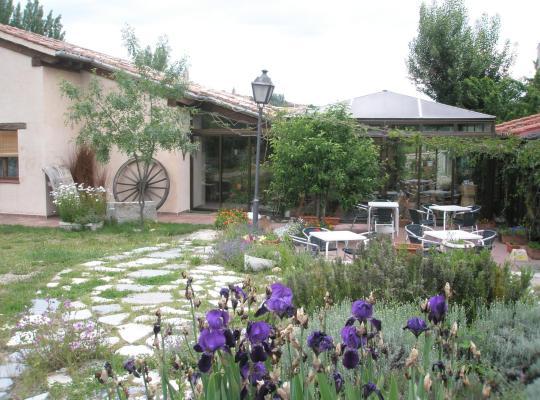 Фотографії готелю: La Huerta de San Lorenzo