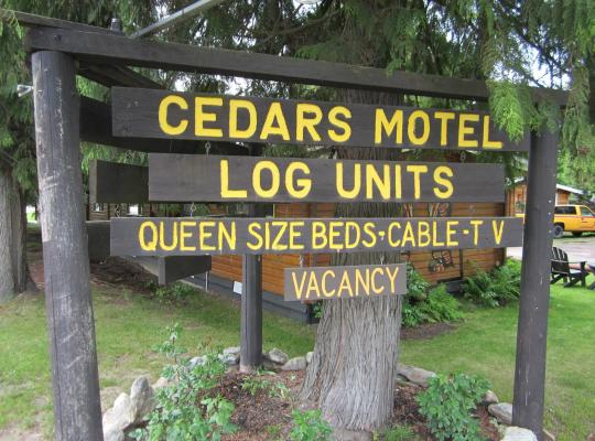 Képek: The Cedars Motel