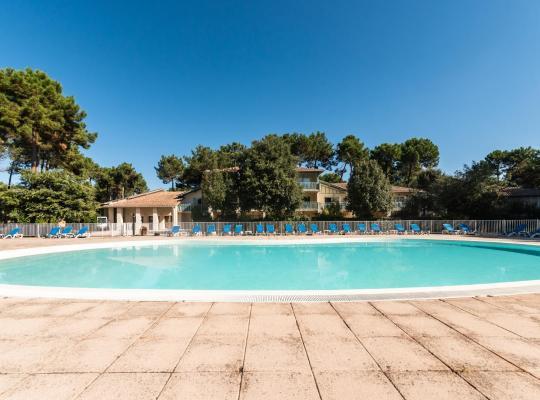 Фотографии гостиницы: Résidence Pierre & Vacances Domaine du Golf de Pinsolle