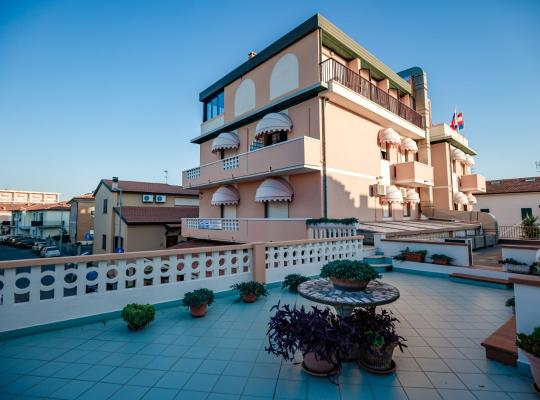 Ảnh khách sạn: Hotel Sileoni