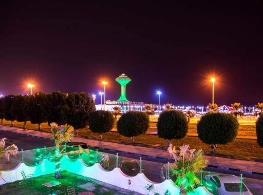 होटल तस्वीरें: Gulf Terrace Corniche Hotel