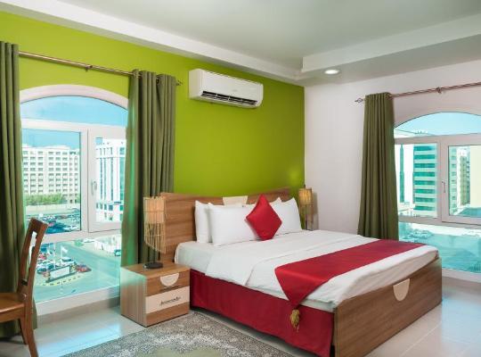 Otel fotoğrafları: Al Manaf Hotel Suites