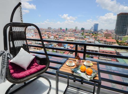 Фотографии гостиницы: Kolab Sor Phnom Penh Hotel