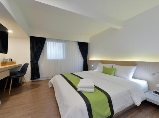 Otel fotoğrafları: iCheck inn Sukhumvit 19