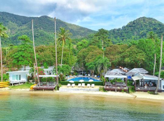 Foto dell'hotel: White House Bailan Resort