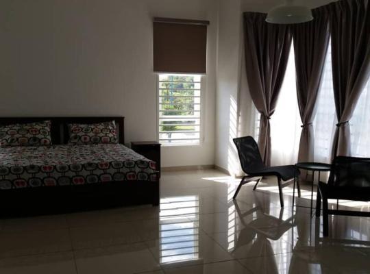 Ảnh khách sạn: aishah homestay